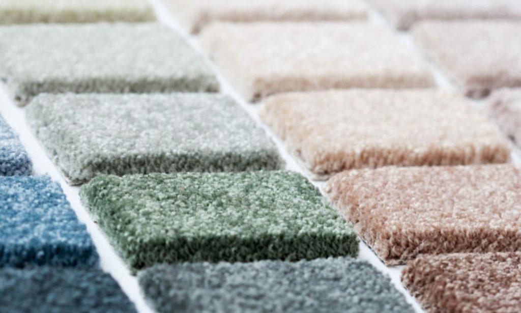 TC Matthews Order Carpet Samples