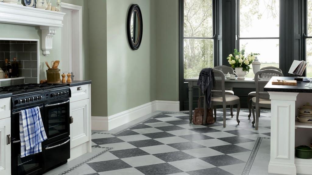 TC Matthews Flooring Karndean Kitchen Flooring Example